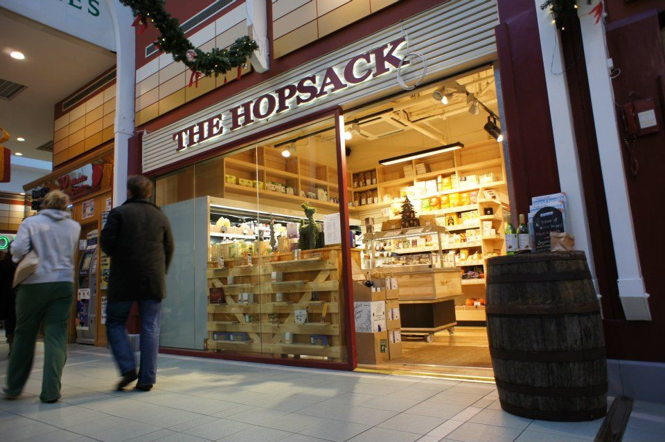The Hopsack