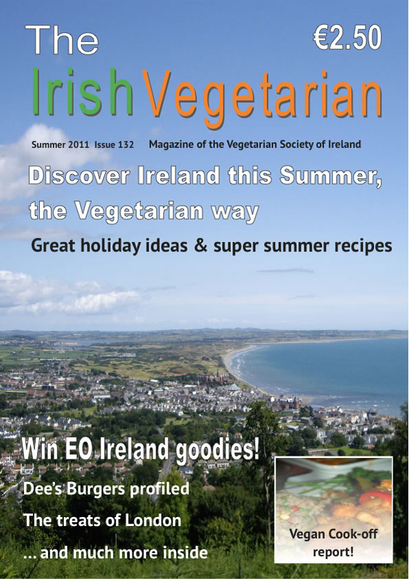 The Irish Vegetarian 132