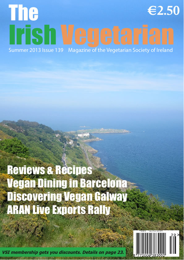 The Irish Vegetarian 139